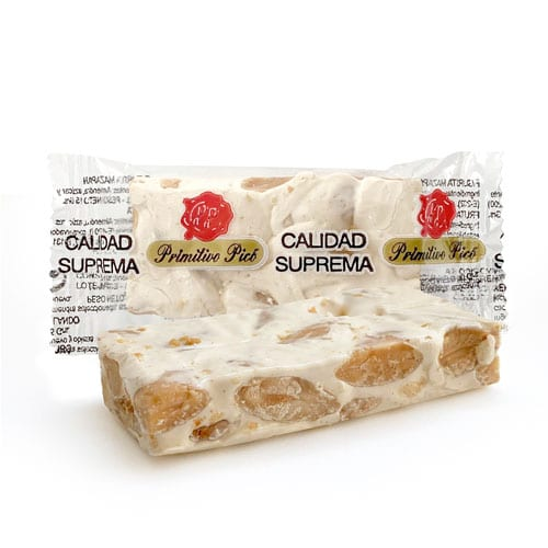 Hard Almond Nougat Servings Supreme